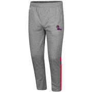 HEATHER GREY PACO FLEECE PANT