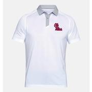 UA OM THREADBORNE POLO
