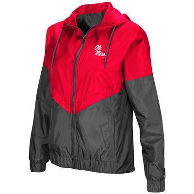 FIRST CLASS WINDBREAKER JACKET RED