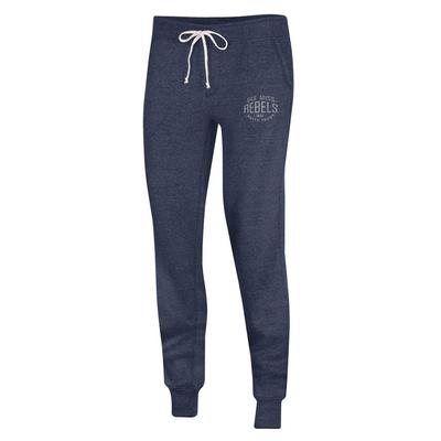 OLE MISS JOGGER PANT NAVY