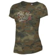 WOMENS OLE MISS IDAL TEE