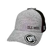 BLACK MESH OM FLEX CAP