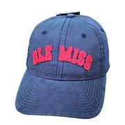RELAXED OLE MISS PATCHY CAP 6fa54803506a