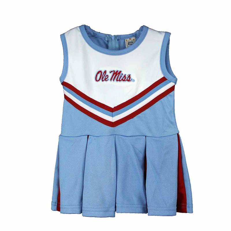 1 Pc V- Front Cheer Dress Set