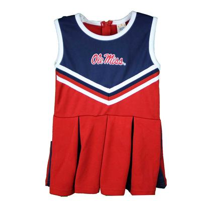 1 PC V-FRONT CHEER DRESS SET