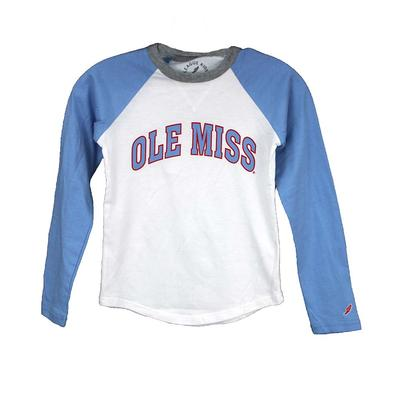 BOYS LS BASEBALL TEE