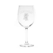 LANDSHARK WINE GLASS