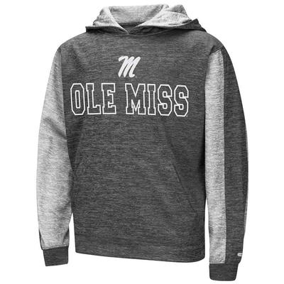 OM ALL MOUNTAIN PULLOVER HOOD HEATHER_GRAY