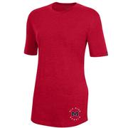 UA WOMENS SMU CC TSHIRT DRESS