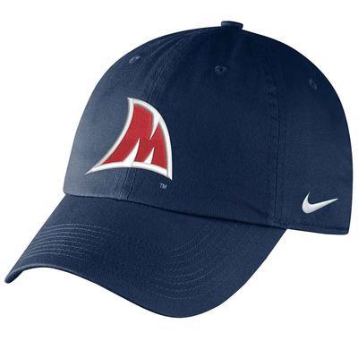 M FIN CAMPUS CAP NAVY