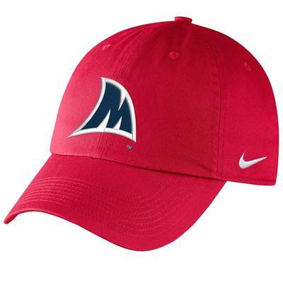 M FIN CAMPUS CAP RED