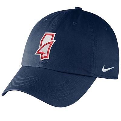 MS LANDSHARK CAMPUS CAP NAVY