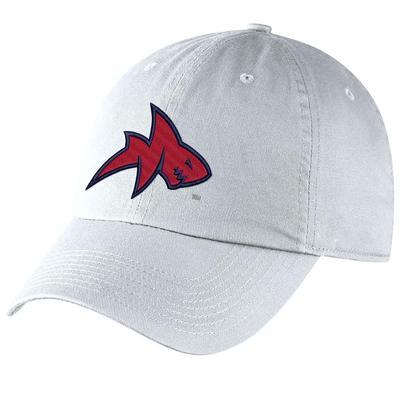 LANDSHARK CAMPUS CAP WHITE