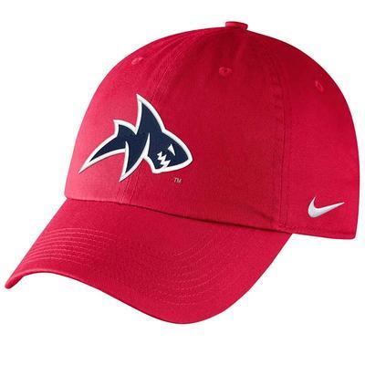 YOUTH LANDSHARK CAMPUS CAP RED