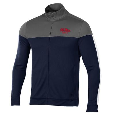 UA MENS TRACK JACKET