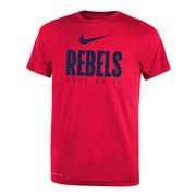 BOYS REBELS JUST DO IT TEE