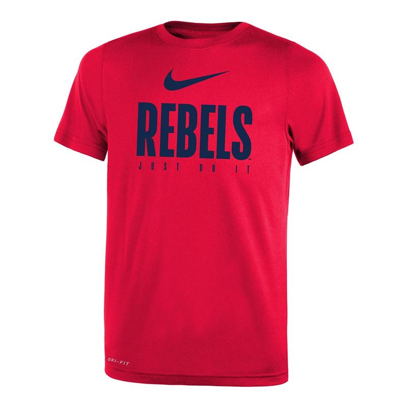 Boys Rebels Just Do It Tee