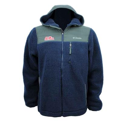 OM MOUNTAINSIDE MENS HW FLEECE