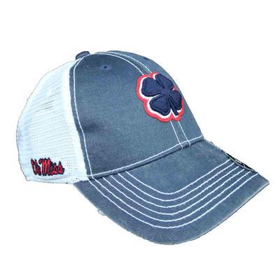 OLE MISS 2T VINTAGE MESH CAP