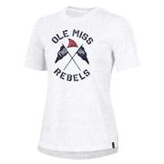 OLE MISS FINS UP FLAG S19 TEE