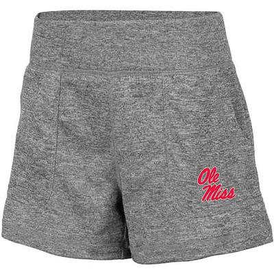OLE MISS LYON SHORT HEATHER_GREY