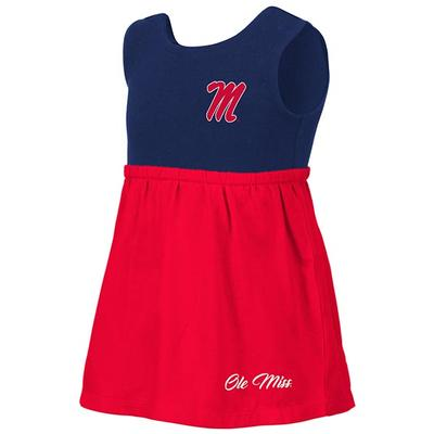 OM BERLIN TODDLER GIRLS DRESS