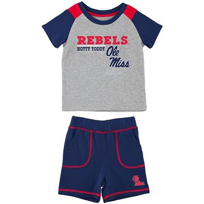 OM BRANT INFANT BOYS SET