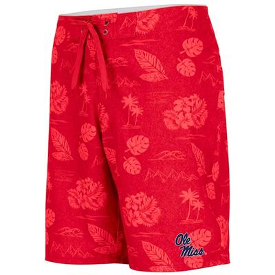 OM HONOLULU SWIM SHORT