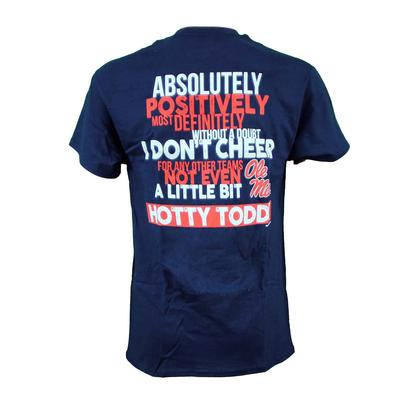 SS OLE MISS ABSOLUTELY TEE