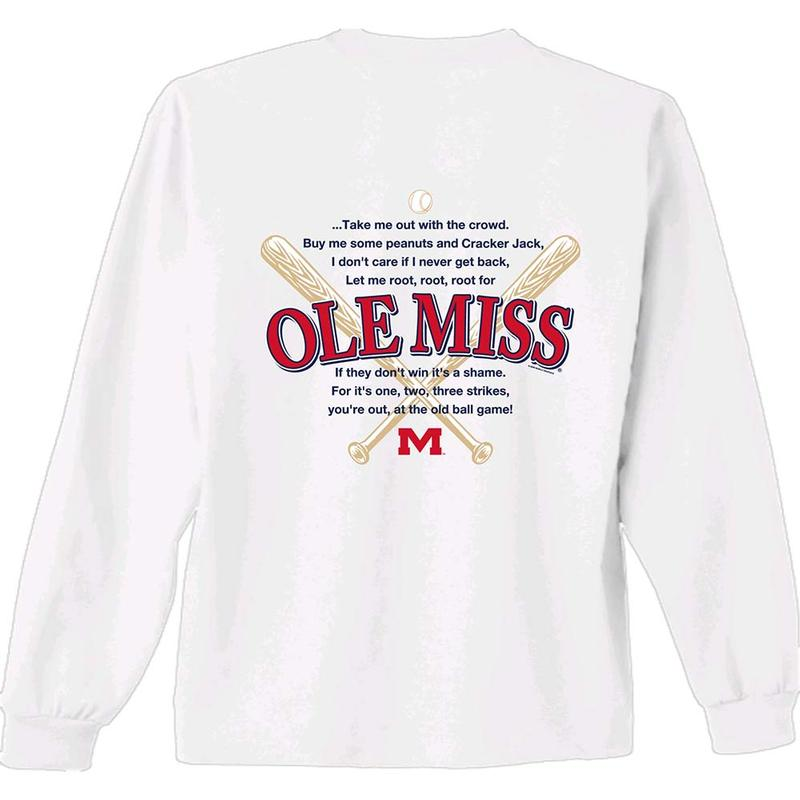 Ls Ole Miss Take Me Out Tee