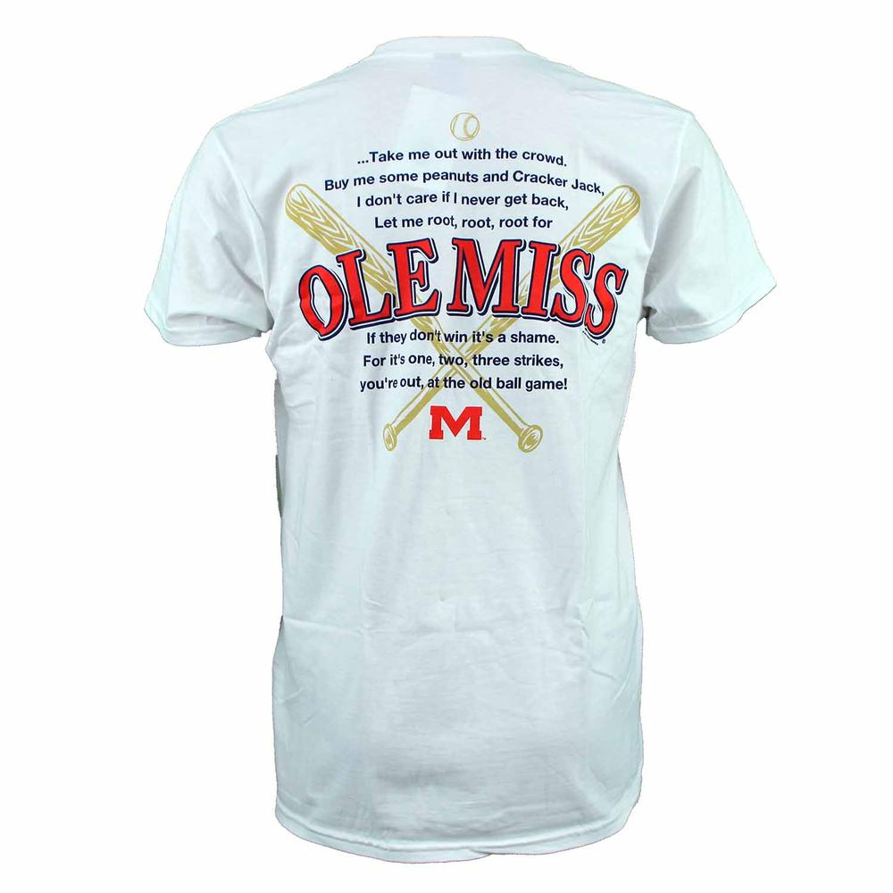 Ss Ole Miss Take Me Out Tee