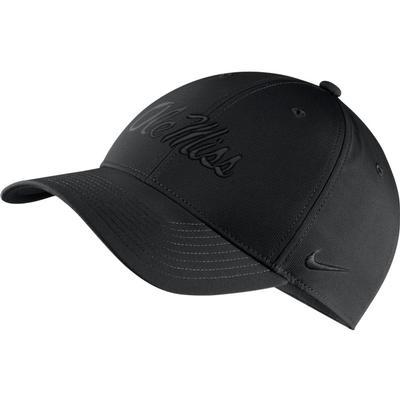 OM LEGACY91 LOW CROWN CAP BLACK