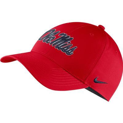 OM LEGACY91 LOW CROWN CAP RED