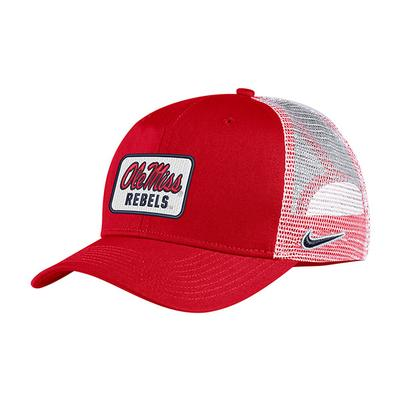 CLASSIC 99 OR TRUCKER CAP RED
