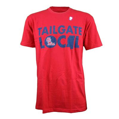 OLE MISS TAILGATE LOCAL TEE