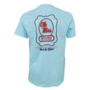 OLE MISS LADIES SHIELD TEE