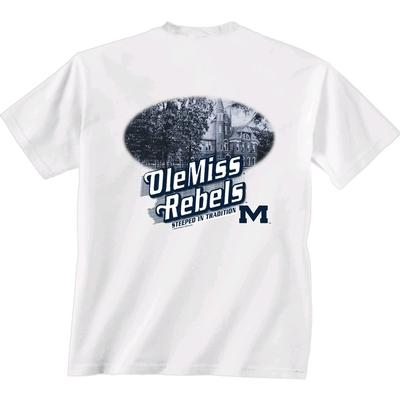 OLE MISS ENGRAVING TEE