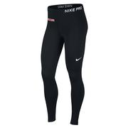 OLE MISS NIKE PRO TIGHT