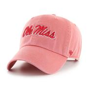 OM ISLAND RED CLEAN UP CAP