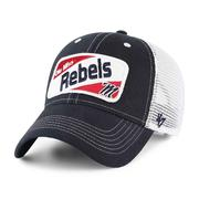 finest selection 1f7d9 22fdb NEW YTH REBELS WOODLAWN MVP CAP