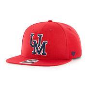 VIN RED NO SHOT CAPTAIN CAP