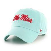 OM TIFFANY BLUE CLEAN UP CAP