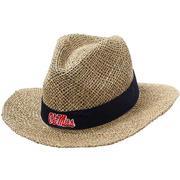 OLE MISS SAFARI STRAW HAT