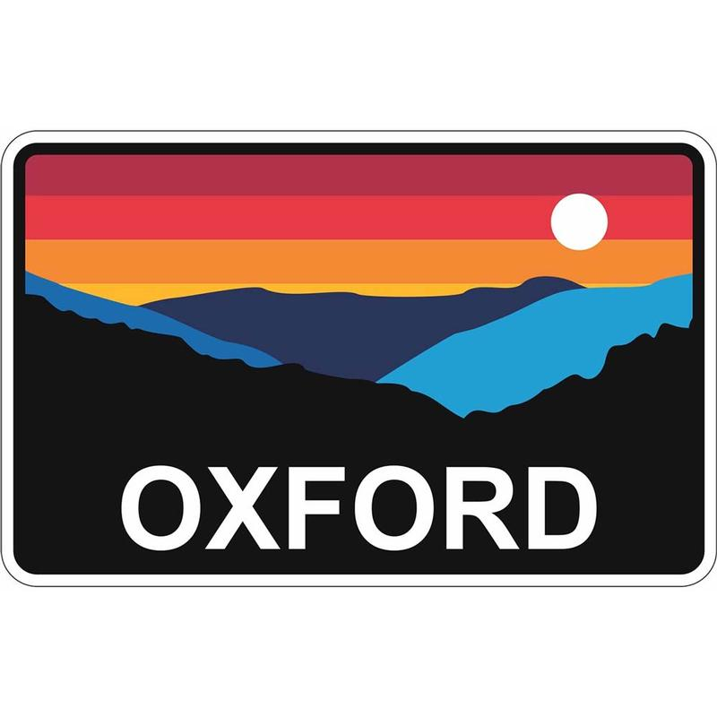 4in Oxford Decal