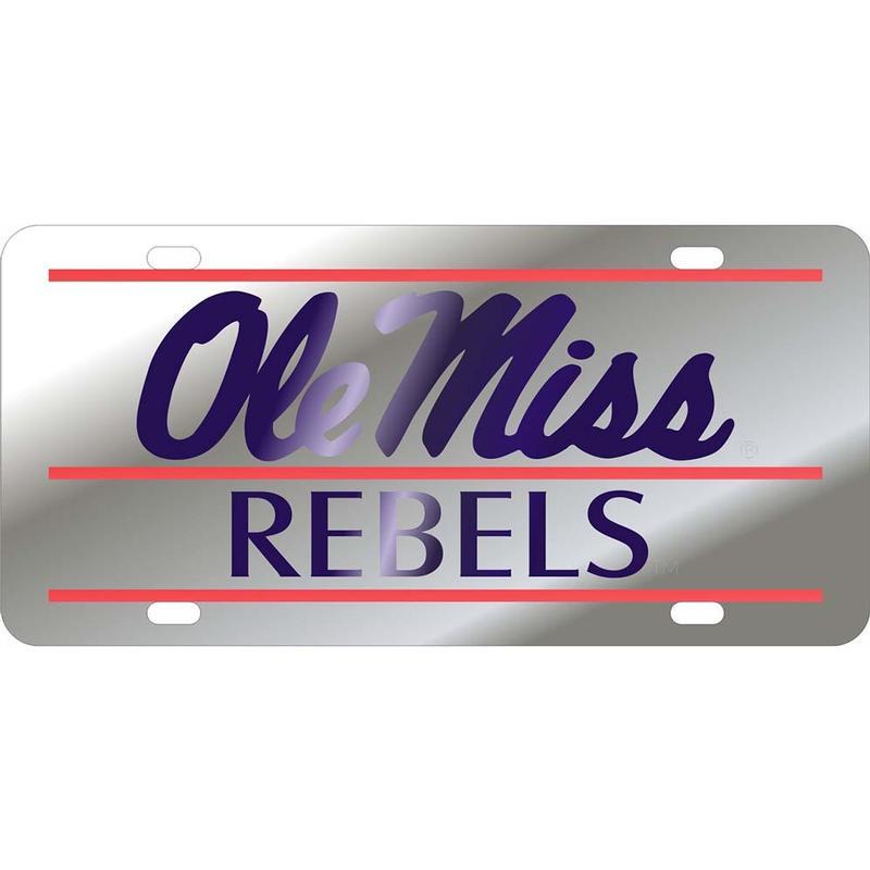Laser Sil Nvy Rd Om Rebels Lp