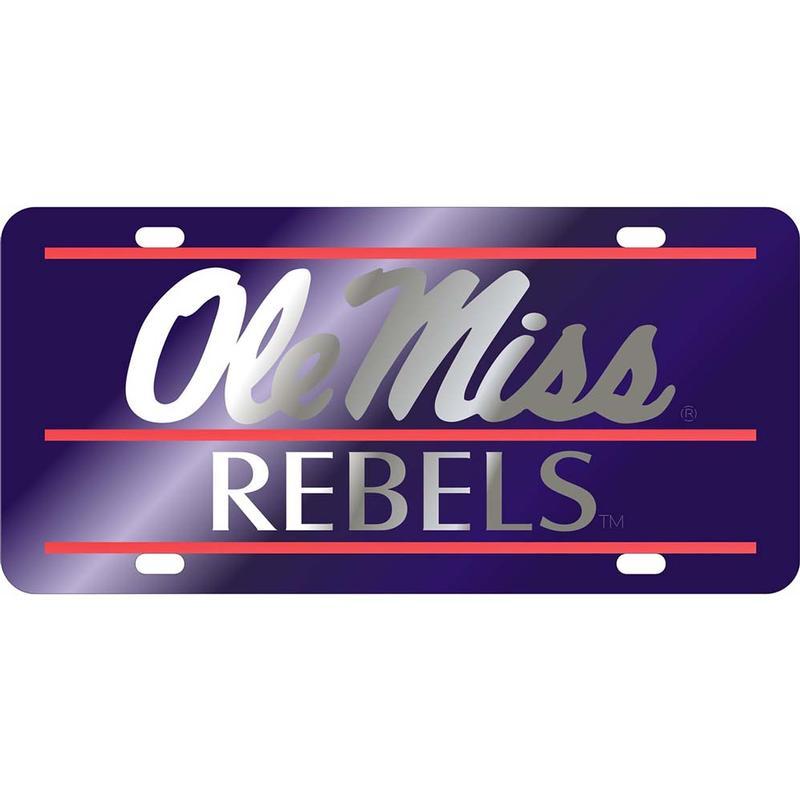 Laser Nvy Sil Red Om Rebels Lp