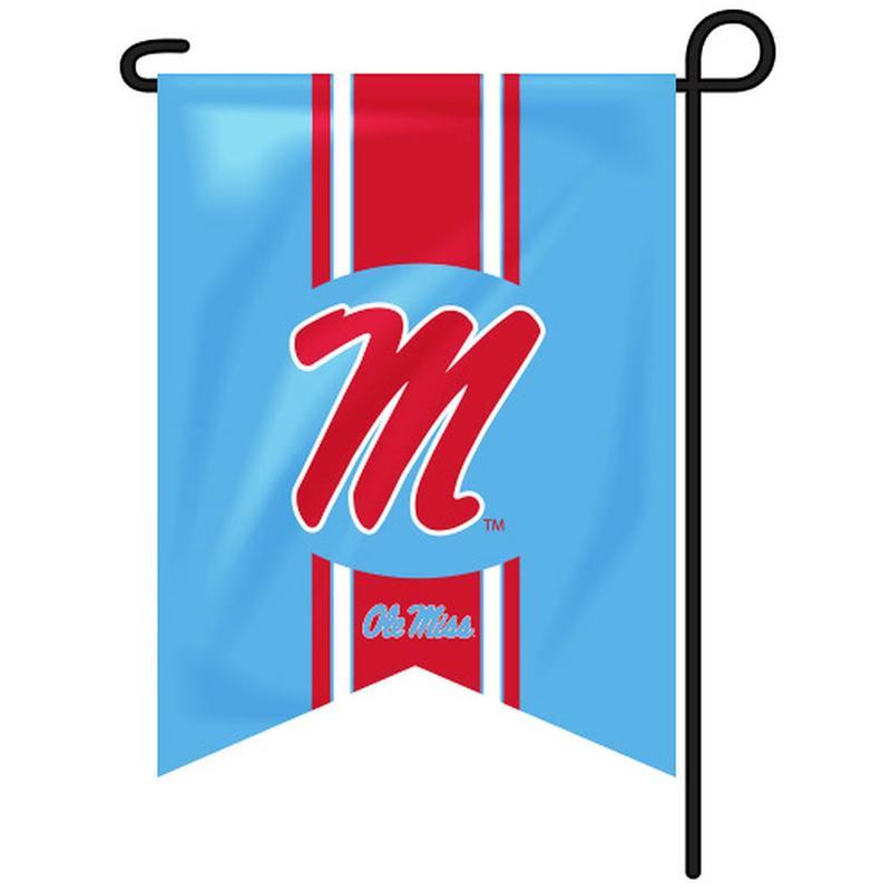 Vintage Om Garden Flag