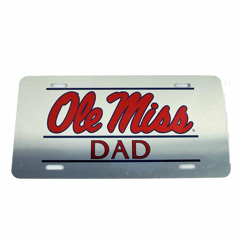 Silver Om Dad Metal Lp
