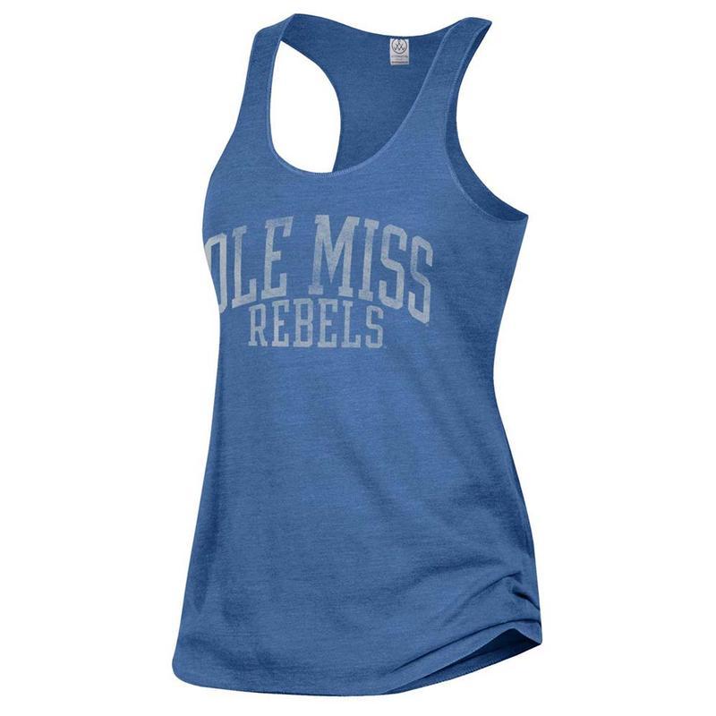 Ole Miss Meegs Racer Tank