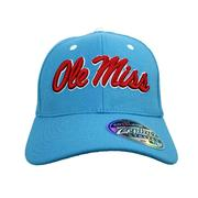 OLE MISS ZH FITTED CAP
